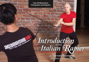introduction to italian rapier book