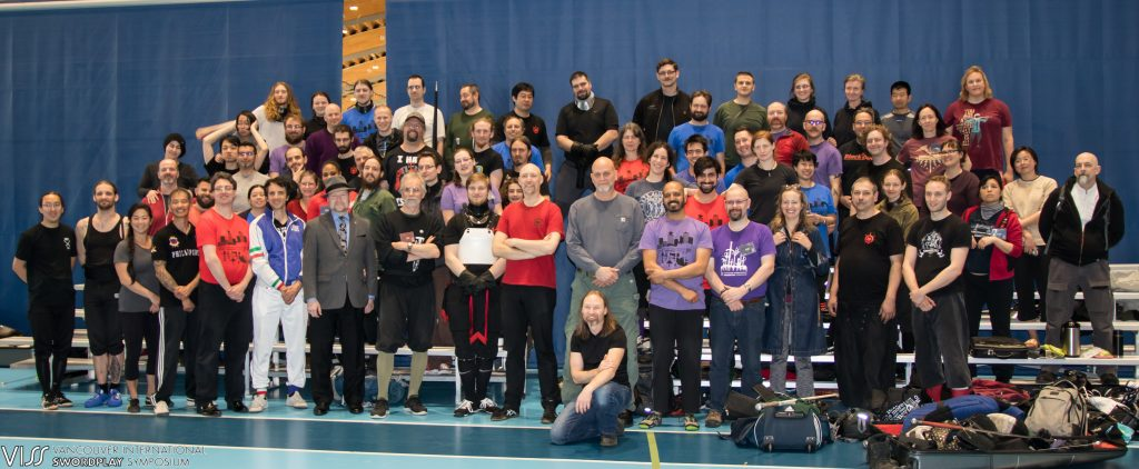 Vancouver International Swordplay Symposium 2019